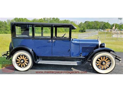 1927 dodge brothers 1927 dodge brothers sedan for sale classiccars cc