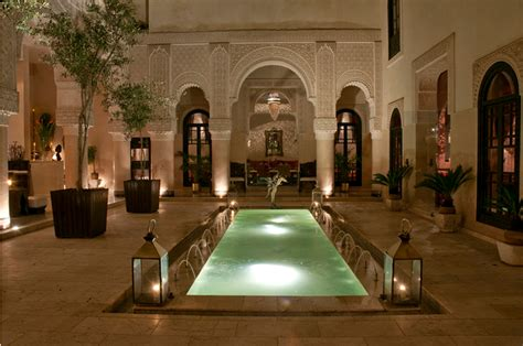 morocco moroccan architecture riad fes in fez morocco more gorgeous moorish