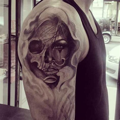 instagram tattoo skull skull clown tattoo on instagram