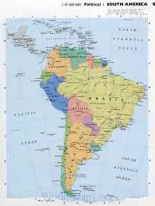 map of equator in south america best photos of detailed map south america south america