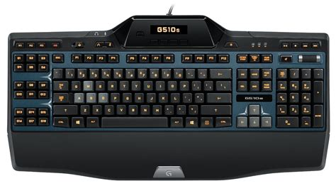 Logitech Gaming Keyboard G510s Best Gaming Keyboard 2015 Gaming Keyboard Review Wiknix