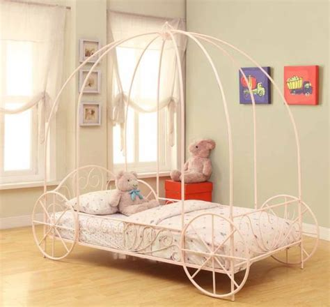 carriage twin bed