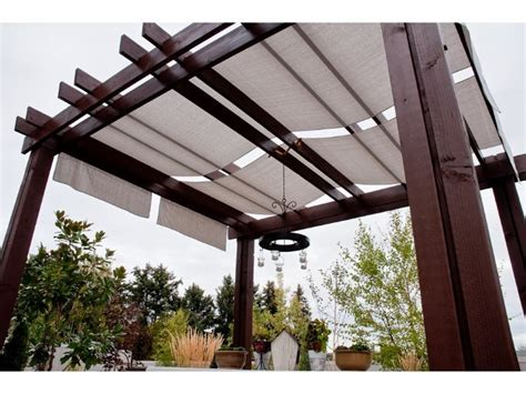 pergola roof ideas Exterior Modern with flat roof plant