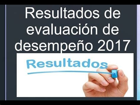 resultados evaluacin de permanencia soy docente publicaci 211 n de resultados de la evaluaci 211 n de