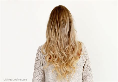caroline flacks hair hair extensions blog hair tutorials hair how to use clip in hair extensions more com