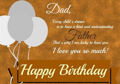 Birthday Quotes For Dads Happy Birthday Dad Quotes Father Birthday Quotes Wishes