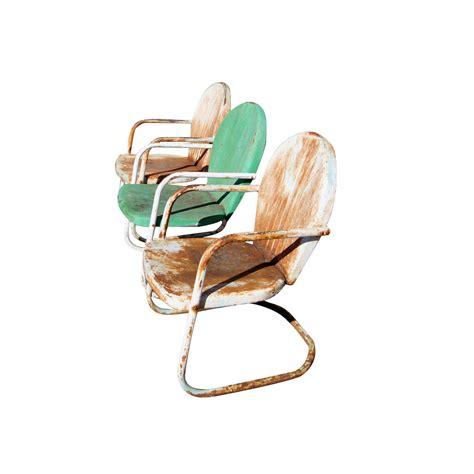 Vintage Metal Patio Chairs 3 Vintage Metal Outdoor Patio Tulip Chairsprice Reduced Ebay