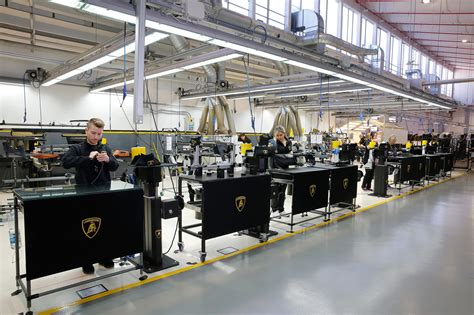 lamborghini factory get yourself to the lamborghini museum and factory