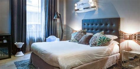 cing 4 chambres cing h 244 tels parisiens instaurent pour l 233 t 233 la nuit 233 e 224
