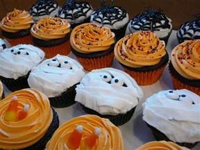 Decorate Cupcakes For Halloween Halloween Cupcake Decorating Ideas
