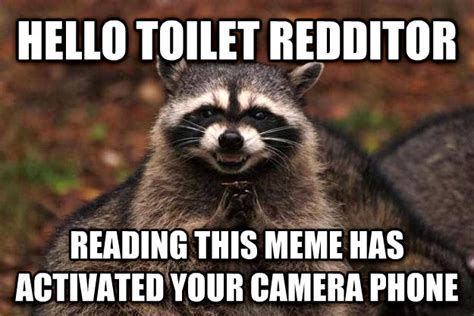 Meme Generator Raccoon - livememe com evil plotting raccoon