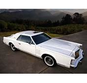 Lincoln Continental Mark V 1977–79 Images 2048 X 1536