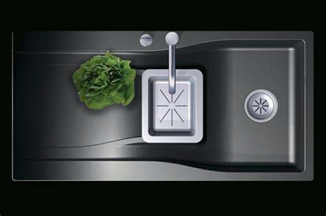 evier design cuisine 201 vier granit de design moderne par schock