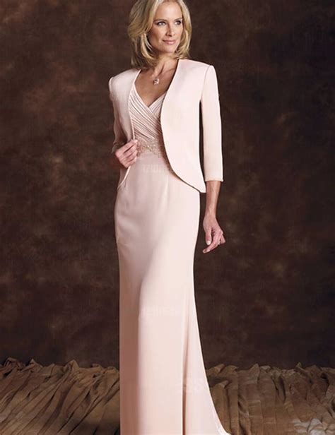 mbd  graceful blush mother  bride dresses