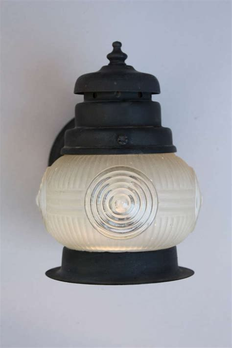 1930s Outdoor Lighting with 1930s Exterior Cottage Style Light Fixture At 1stdibs