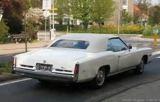 1977 Cadillac Convertible Cadillac Eldorado Convertible 1975 Flickr Photo