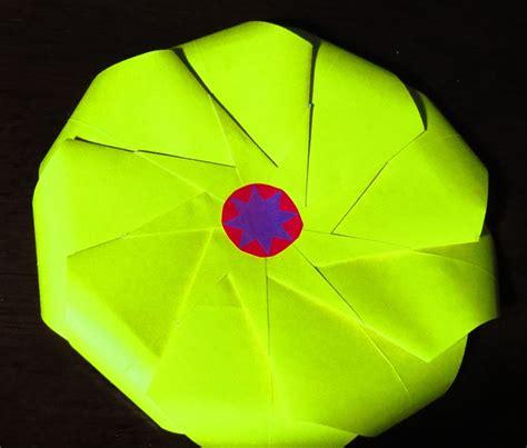 Origami Poppy - poppy printable origami
