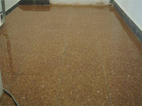 Fliesen Polieren Lassen by Restaurierung Von Marmor Terrazzo Granit Fliesen Via