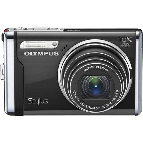 olympus stylus digital olympus stylus 9000 digital black 226700 b h photo
