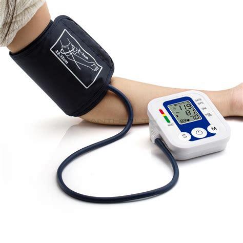 Sphygmomanometer Wrist Blood Pressure Monitor Tekanan Darah Digital arm blood pressure pulse monitor health care monitors digital portable blood pressure