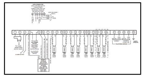 vista 20p wiring diagram vista 20p manual vista 15p