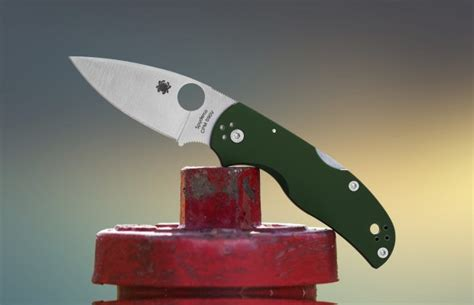 knifecenter spyderco knifecenter introduces spyderco 5 g 10 exclusive