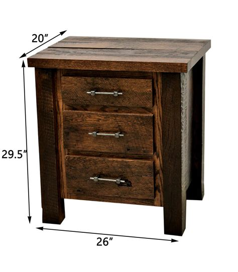 nightstand dimensions shopko chairs images nightstand dimensions home design