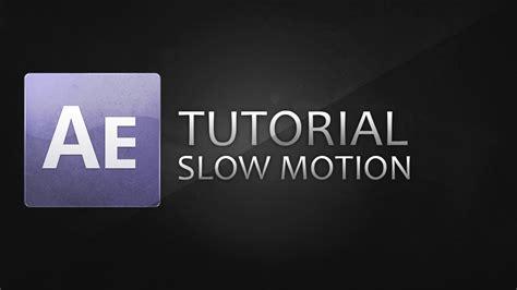 tutorial instagram slow motion tutorial super slow motion in after effects german