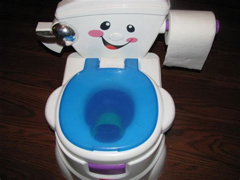 review   fisher price cheer   potty seat