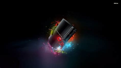 wallpaper game ps3 keren playstation wallpapers wallpaper cave