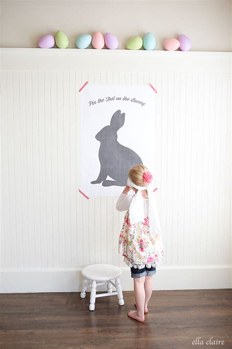 Pin The On The Printable Free
