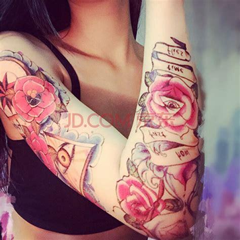 花臂纹身半臂纹身内容图片分享