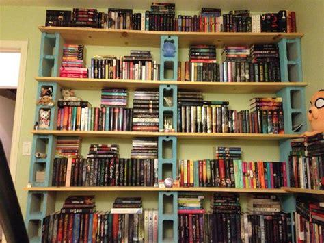 25 best ideas about cinder block shelves on