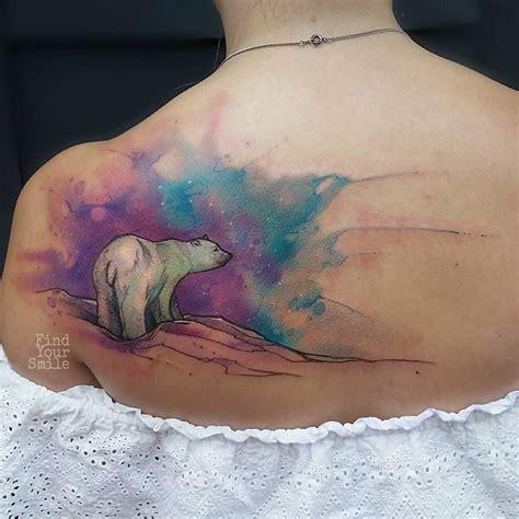 polar bear tattoo pin by averitt on tattoos your skin is your