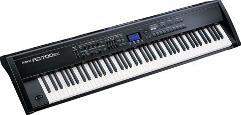 Keyboard Roland Rd 700 Roland Rd 700sx Digital Stage Piano