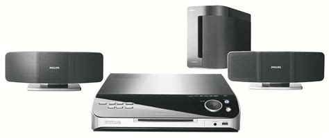 Home Theater Philips dvd home theatre system hts6500 55 philips
