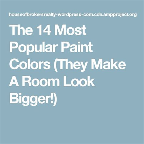 paint colors that make a room look bigger best 25 popular paintings ideas only on pinterest house