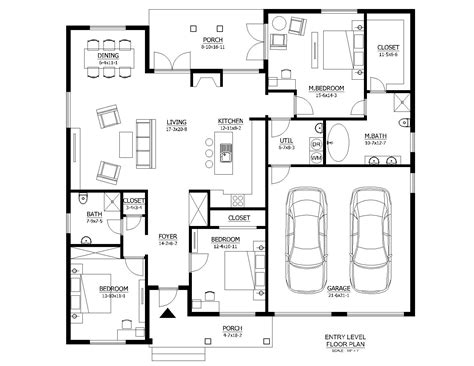 housing blueprints floor plans nice basic home plans 4 basic house plans newsonair org