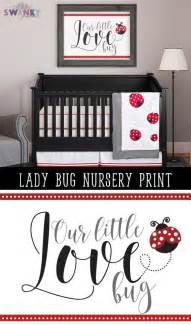 Ladybug Bedroom Ideas ladybug nursery art print ladybug bedroom ladybug baby bedding ideas