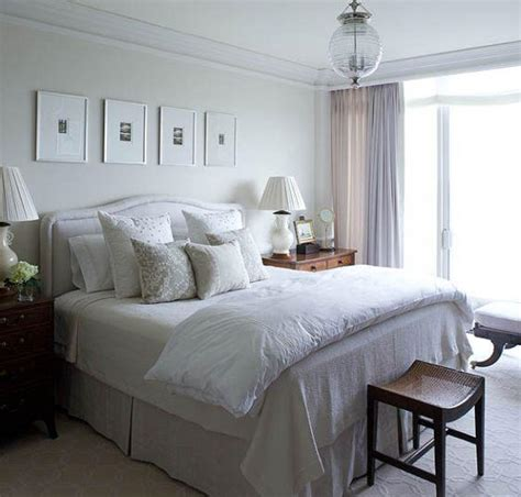 gray white bedroom linen bed skirt traditional bedroom phoebe howard
