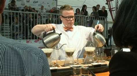2013 World Brewers Cup on Livestream