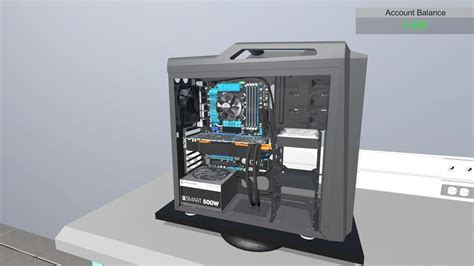 build a house simulator pc building simulator lets you build a custom rig without lifting a finger windows central