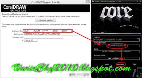 corel draw x6 installation code cara mendapat serial number coreldraw x6
