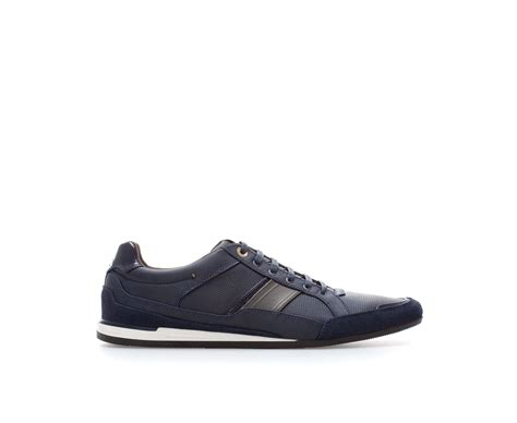 dressy athletic shoes zara dressy running shoe in blue for lyst
