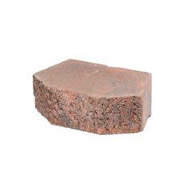 redcharcoal basic concrete retaining wall block common