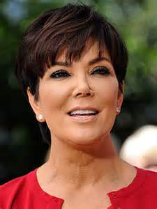 kris jenner haircut kris jenner hairstyles front and back short hairstyle 2013