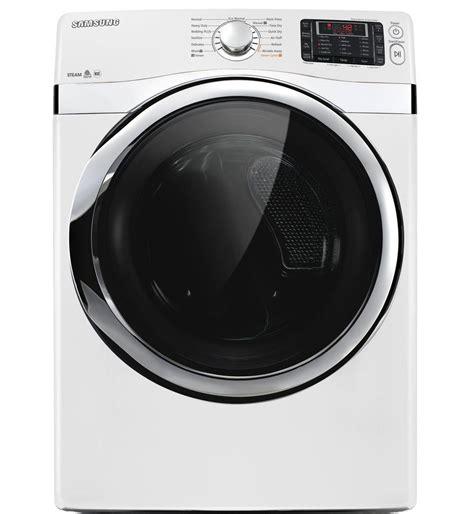 samsung electric dryer 7 5 cu ft dv455evgswr sears
