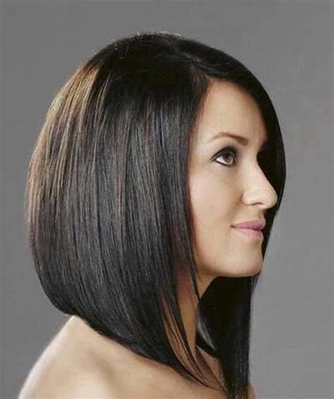 how to cut the perfect asymmetrical bob on thick hair how to get perfect long bob haircuts long bob haircuts