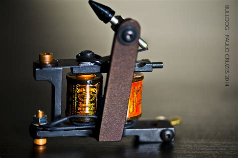 tattoo equipment for dogs who made the bulldog tattoo machine paulo cruzes