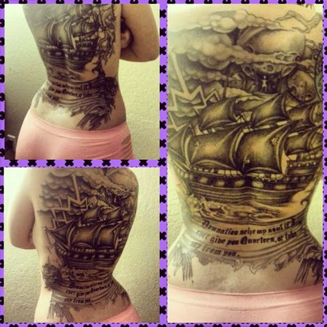 tattoo parlors queen anne historically correct queen anne s revenge and blackbeard